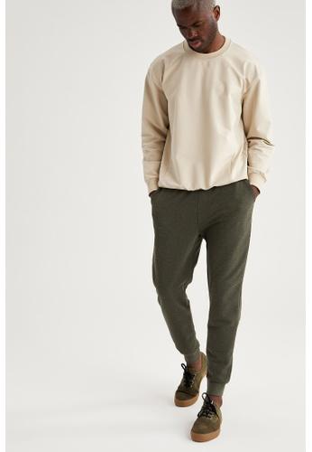 DeFacto green Man Homewear Bottoms 26083AA6542880GS_1