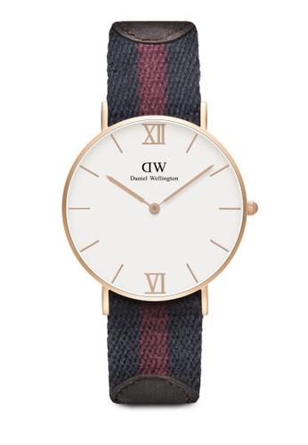 Grace London 36mm esprit tw手錶, 錶類, 皮革錶帶