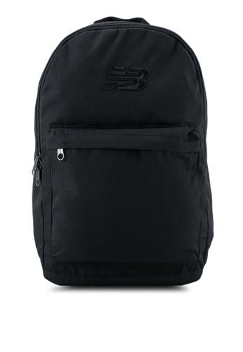 New Balance black Core Backpack NE323AC0SXOIMY_1