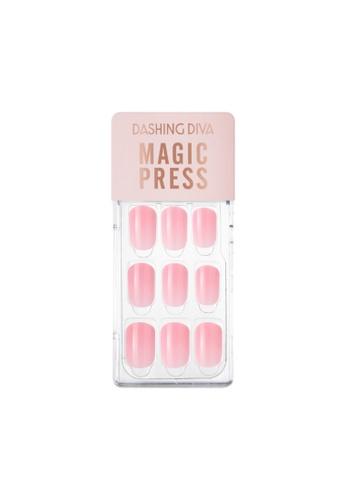 Dashing Diva DASHING DIVA Magic Press Pink Series Mani Sweet Pink MWK030RR 99858BEC0C94CCGS_1