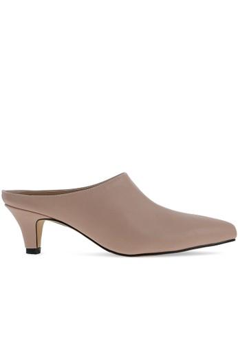 MAYONETTE brown Mayonette Alora Heels - Nude 736D5SHFA76CE2GS_1