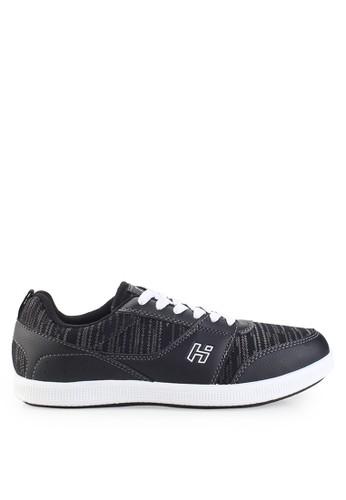 Homyped black Elite 02 Sneakers HO842SH58VENID_1
