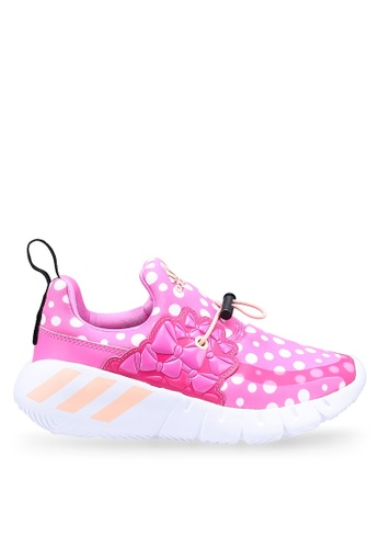 Adidas 粉紅色 rapidazen polka-dot shoes D2C4DKS2CB7087GS_1