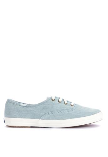 Keds blue Champion Seasonal Solid Sneakers KE942SH0STF7MY_1