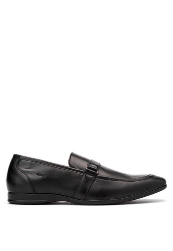 Mendrez black Men's Formal Shoes ME992SH01OZIPH_1