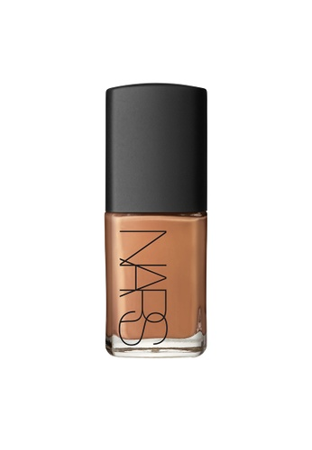 NARS beige New Orleans – SHEER GLOW FOUNDATION. 02A90BE3F33E4CGS_1