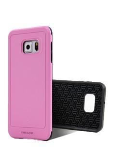 Slim Hybrid Armor Shell Case for Samsung Galaxy S6 Edge Plus