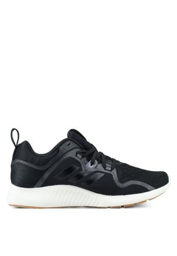 adidas black adidas performance edgebounce sneakers 0B5C4SH12CEF1DGS_1