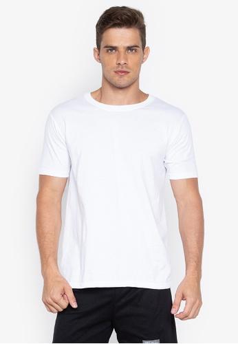 Walker Underwear multi Round Neck Shirt And Drawstring Shorts AB253US68591C5GS_1