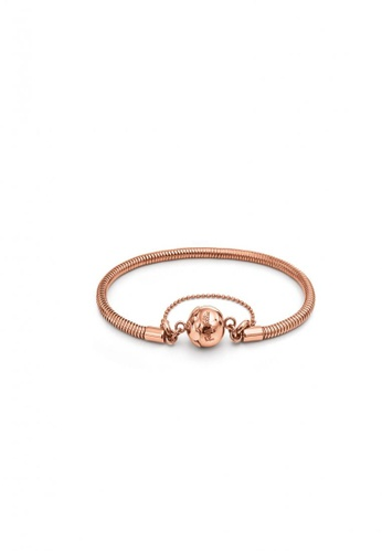alvin gold bracelet rose magnete products amore goldfarb