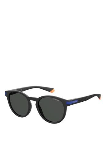 Polaroid blue Polaroid 2087/S Sunglasses 67217GL44E7725GS_1