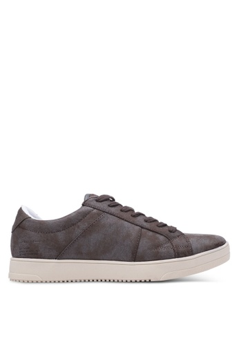River Island grey Surrey Grey Trainers RI009SH0S8SPMY_1