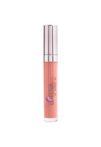Luvena Glitz Cosmetic silver Luvena Glitz Lipcream Le Chocolate 9A0FFBE048C8CAGS_1