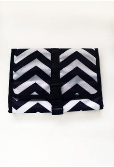 Chevron Toiletry Kit