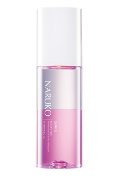 Naruko Raw Job's Tears Vitamin B12 Eye & Lip Make-up Off 120ml Free 1x NRK Collagen Booster Firming Mask