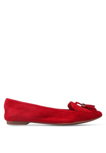 ALDO red Magona Loafers B9CF2SH91F3446GS_1