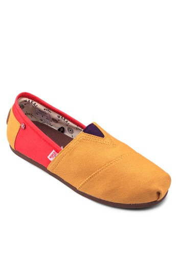 Cesprit服飾ozumel - 配色懶人鞋, 鞋, 懶人鞋