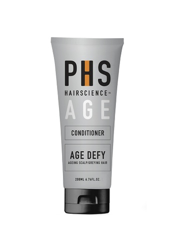 PHS HAIRSCIENCE PHS HAIRSCIENCE AGE Defy Conditioner (For First Signs of Ageing) 200ml 93DEDBE859336AGS_1