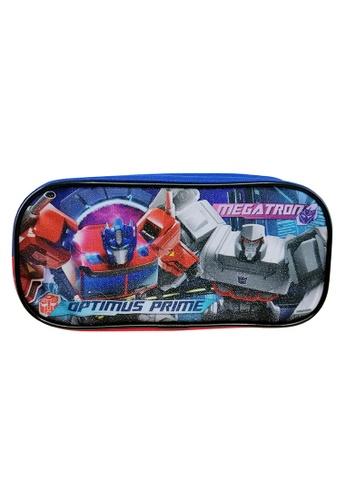 Transformers Transformers Prime Megatron Square Pencil Bag A5CB8KCDF2128BGS_1