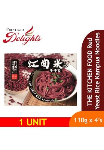 Prestigio Delights THE KITCHEN FOOD Red Yeast Rice Kampua Noodles 440g D5293ES9796D72GS_1