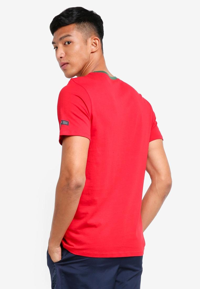 Green Nike Gorge Men's Nike T Portugal Red Gym Shirt Txvw8RIqw