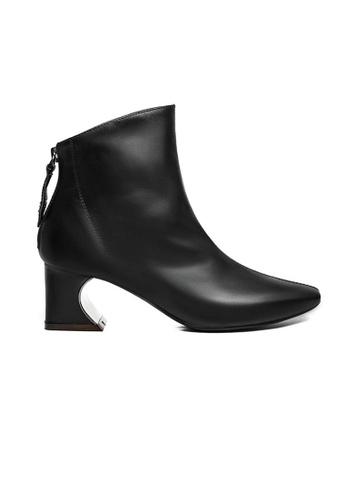 Byford black Elm Ankle Boots 9700BSHAF5AB41GS_1