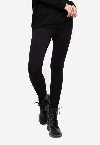 OVS black Basic Black Leggings 218BEAAF694DC6GS_1