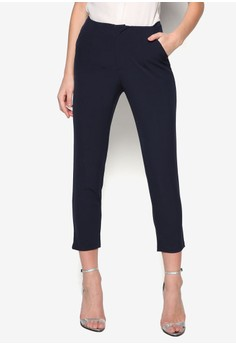 Collection High Waist Ankle Pants
