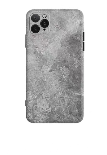 HAPPY FRIDAYS Cement Grey IPhone Protective Printed Case DM08 DDBD1AC02E1699GS_1