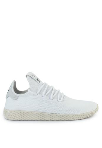 0bff55424 adidas white adidas originals pharrell williams tennis hu shoes  55DEESH2B26280GS 1
