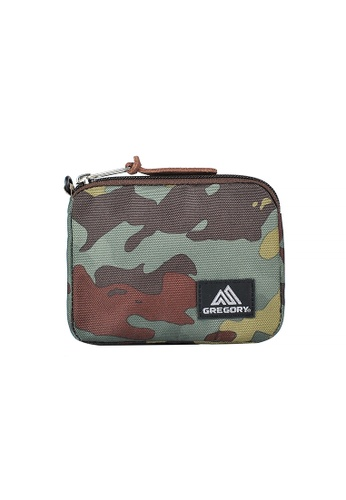 Gregory black Gregory Classic Coin Pouch Deep Forest Camo GR313AC0FXWZSG_1