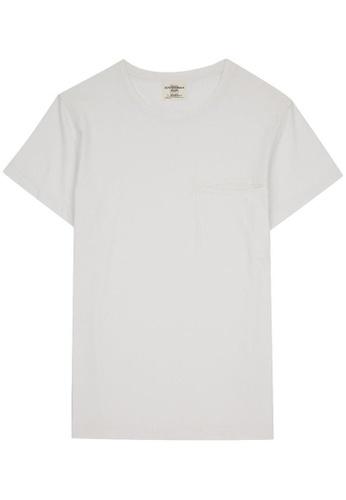 Kent and Curwen Cotton Jersey T-shirt 8ABE5AACD6965EGS_1