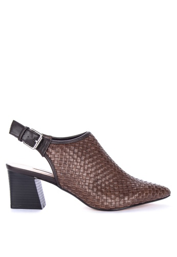 34135bfb515e Shop Dorothy Perkins Anthea Woven Shoe Boots Online on ZALORA Philippines