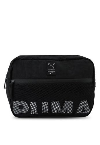 PUMA black EvoPLUS Chest Bag C8D35ACCCB8E47GS_1