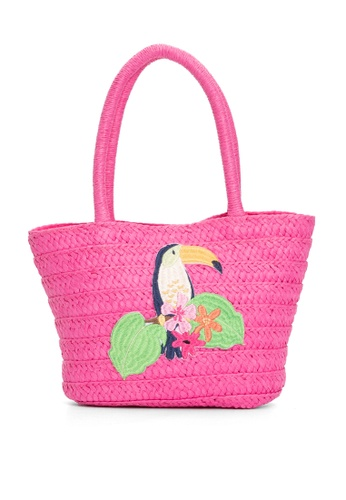 LC Waikiki pink Girls' Handbag 56133KCC7F22CCGS_1