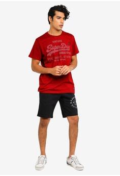 b166d8dfb 40% OFF Superdry Shirt Shop Tee RM 169.00 NOW RM 100.90 Sizes XXL
