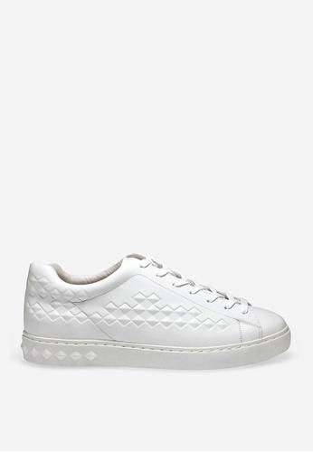 ASH white ASH Power Sneakers - White DC70ASH6166BCEGS_1