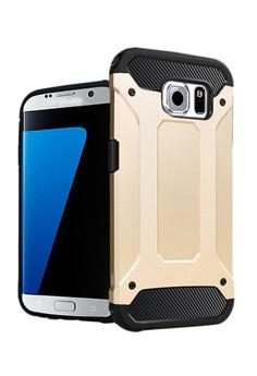Tough Hybrid Dual Layer Case for Samsung Galaxy S6 Edge
