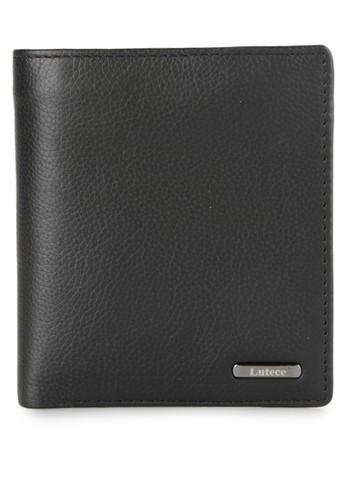 Lutece black Myles Trifold Wallet Vertical 594 LU432AC0V1RDID_1