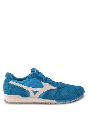 Mizuno blue ML87 Lifestyle Shoes MI461SH79EDSHK_1
