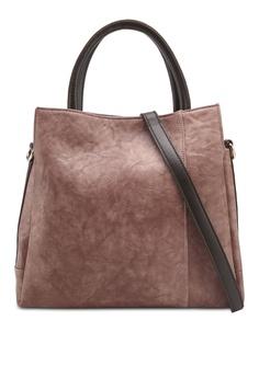 13b271bb44a8c1 PLAYBOY BUNNY purple Playboy Bunny Ladies Handbag AAD8AACFDDB7B4GS_1