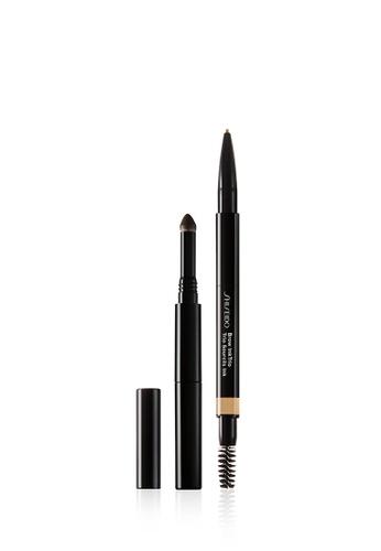 Shiseido brown Shiseido Makeup Brow InkTrio,01 Blonde D1E6EBEA6EBC50GS_1
