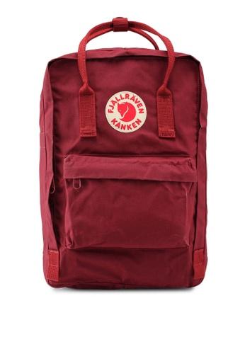 Fjallraven Kanken red Kanken 15 inch Backpack 86B8CAC3FA707AGS_1