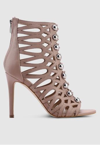 Guess 米褐色 Perlina Heels A8A4ESH928B5F4GS_1