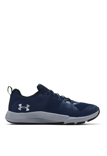 Under Armour navy Charged Engage Shoes 3B452SHAC7A832GS_1