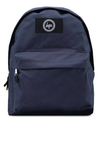 Just Hype navy Insignia Backpack DE620ACEDFC5F2GS_1