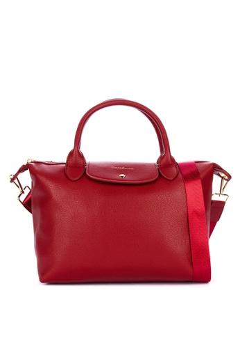 Matthews red Myra Handbag 198E7ACA1D652BGS_1