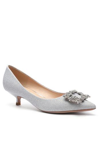 Twenty Eight Shoes 3.5CM Wedding Low Heels 295-19 17CEESH9F03A6CGS_1