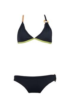 COCO LEAF tri- fixed bikini