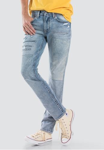 Levi's blue Levi's 511™ Slim Fit Jeans 8197BAAA362292GS_1